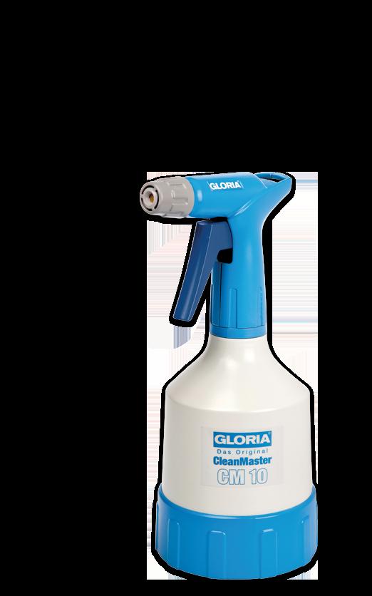 Gloria Drucksprühgerät CleanMaster CM50 für alkalische Mittel 5 L Füllinhalt